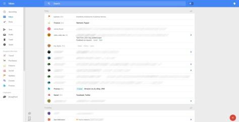new gmail screenshot leaked